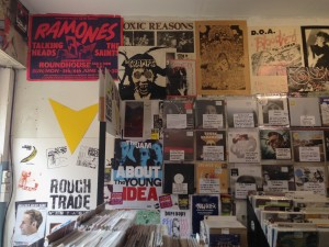 ROUGH TRADE WEST@130 Talbot Road, London, Sept.15, 2015