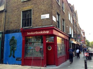 bookartbookshop @ London, Sept.9, 2016