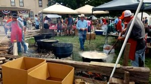 Apple'n Pork Festival@Clinton, IL, Sept.26-27, 2015, photo from Tamaki