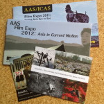 AAS Film Expoパンフ&Asia LENS