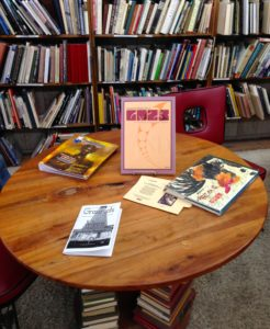 GMZ@Jane Addams Book Shop, Aug.29, 2016