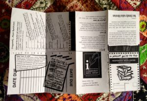 A Zine of UCIMC Library by Radical Librarian Group