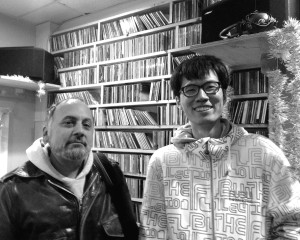 Tom-san &Alex-san@WRFU Studio,Dec.26,2014