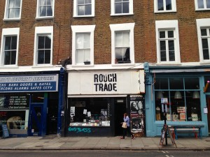 ROUGH TRADE RECORDS@Talbot Road, London, Sept.17, 2015
