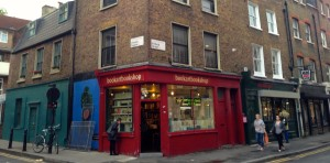 bookartbookshop@17 Pitfield Street, London N1 6HB, Sept.18, 2015