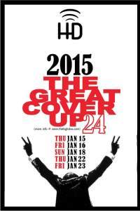 The 24th Annual Great Cover Up@HIGHDIVE