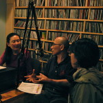 With Manabu-san@WRFU Studio, August16,2013